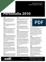 Personalia 2010 Amended Nov 2010