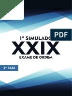 1o_Simulado_2a_fase XXIX - Direito Administrativo