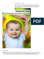 Positive Parenting and Shopping Ideas