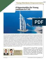 Challenges Opportunities CA UAE