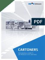 UHL Brochure Cartoners