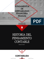 4. Historia Del Pensamiento Contable