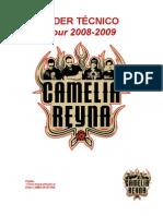 RIDER PARA CAMELIA REYNA