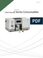 AA-6200 Consumables Catalog