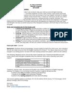 grade 5 english course description 2019-2020