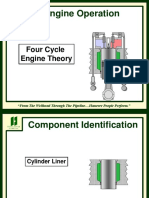 Four Cycle Engine Theory .ppt