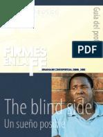 Guía didáctica de la película The Blind Side_Profesores