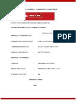 Prácticas nivel inicial de la empresa Astillero Luguensi