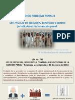 Presentación. Ley 745 Nicaragua