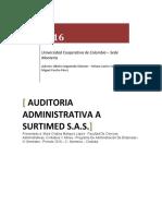 Auditoría Administrativa a Surtimed SAS - Finalizado.docx