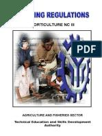 TR - Horticulture NC III.doc
