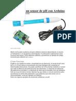 Sensor PH+