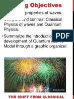 Quantum Atomic Model Intro