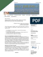 Fideicomiso o Fiducia Civil Como Solución Efectiva de Protección Patrimonial