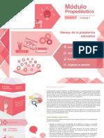 M0 S1 Guía de La Semana PDF