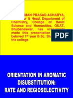 orientation in aromatics-for ug students.ppt