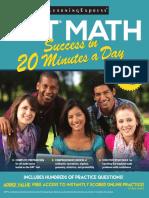 SAT Math 20min a Day