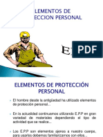 EPP ELEMEMTOS DE PROTECCION PERSONAL.ppt