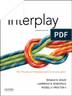 Adler - Interplay_ The Process of Interpersonal Communication 14th Edition c2018 txtbk.pdf