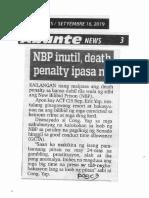 Abante, sept. 16, 2019, NBP inutil, death penalty ipasa na.pdf