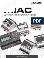 MIAC Operation and Programming Guide