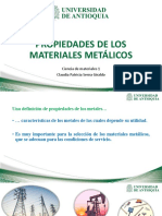 Propiedades metalicas