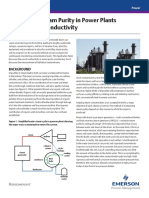Steam Purity in Power Plants Part 1 Rosemount