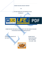 105209637-Project-Report-on-Risk-Mgt-in-Life-Insurance.docx