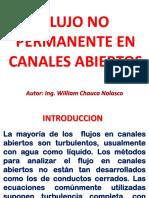 Flujo No Permanente en Canales_2018