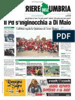 Rassegna stampa dell'Umbria 16  settembre 2019 UjTV News24 LIVE