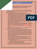 Audit Study Plan