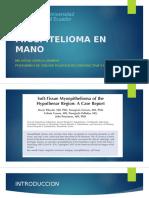 MIOEPITELIOMA DE MANO.pptx