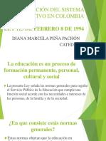 ORGANIZACIÓN DEL SISTEMA EDUCATIVO EN COLOMBIA.pptx