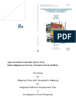 The Study for Mapping Policy and Topographic Mapping