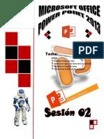 Power Point - Bas - Sesión 2- Manual