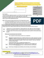 Counselor Rec Form