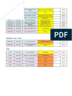 Consolidated Calendar -September 16- September 20 - Stark