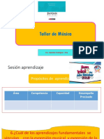Sesion Musica Ppt