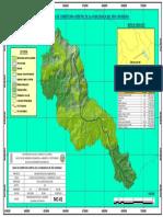 Mapa Cobertura Vegetal RIO CHUMBAO