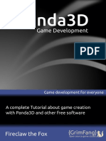 Panda3D Book 1