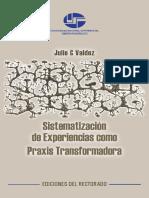 SISTEMATIZACION DE EXPERIENCIAS COMO PRAXIS TRANSFORMADORA.pdf
