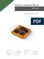 Hardware Integration Manual MTi-1-Series