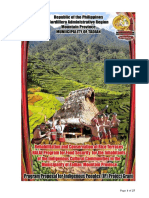 Program Proposal for Indigenous Peoples(IP) - Municipality of Tadian.docx