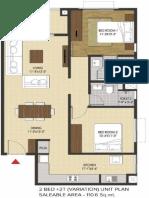 Brigade Xanadu floor plan