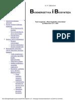 Małachow G.P. - Bioenergetyka i Biosynteza