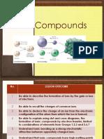 Grade 9 - Chemistry - Ionic Bonding
