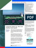 Walker 7070