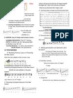 Music Q2 L6 - F Major