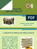 3. Clase-El Derecho Del Empleo Público