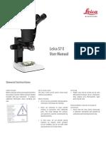 GLeica_S7 User Manual